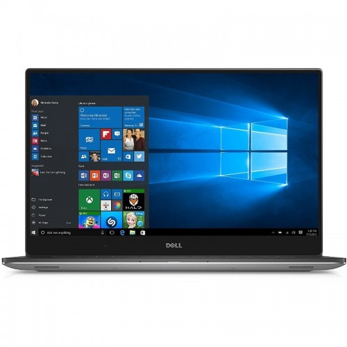 Laptop nou Dell XPS 9560 Intel Core Kaby Lake i7-7700HQ 1TB 32GB nVidia GeForce GTX 1050 4GB Win10 Pro UHD Fingerprint