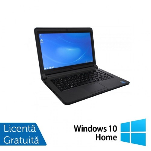 Laptop Refurbished DELL Latitude 3340, Intel Core i3-4010U 1.70GHz, 8GB DDR3, 120GB SSD, 13.3 inch + Windows 10 Home