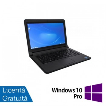 Laptop Refurbished DELL Latitude 3340, Intel Core i3-4010U 1.70GHz, 4GB DDR3, 320GB SATA, 13.3 Inch + Windows 10 PRO
