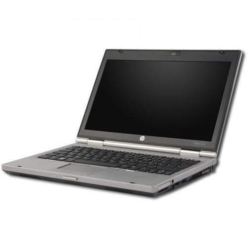 Laptop refurbished HP EliteBook 2560p i5-2520M 2.5GHz 4GB DDR3 320GB HDD DVD-RW 12.5inch Soft Preinstalat Windows 10 Home
