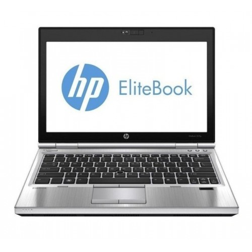 Laptop refurbished HP EliteBook 2570p i5-3340M 2.7GHz 4GB DDR3 320GB HDD 12.5inch Webcam Soft Preinstalat Windows 10 Home