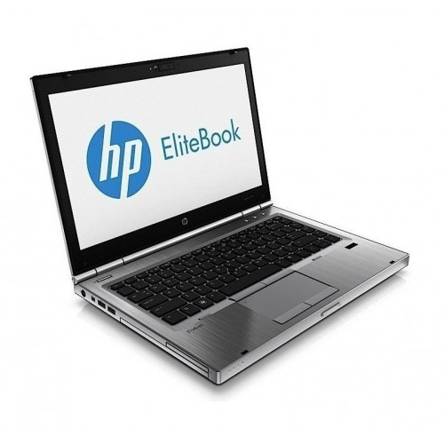 Laptop refurbished HP EliteBook 8470P I5-3340M 2.7GHz 4GB DDR3 HDD 320GB Sata DVD-RW 14 inch Webcam Soft Preinstalat Windows 10 Home