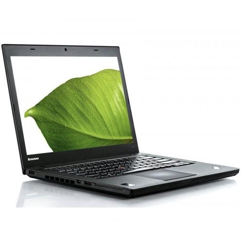 Laptop refurbished Lenovo ThinkPad T440 I5-4300U 1.7GHz 4GB DDR3 HDD 500GB Sata 14inch Webcam Soft Preinstalat Windows 10 Home