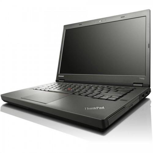 Laptop refurbished Lenovo ThinkPad T440p I5-4300U 1.7GHz Haswell 8GB DDR3 HDD 500GB Sata 14inch Soft Preinstalat Windows 10 Home