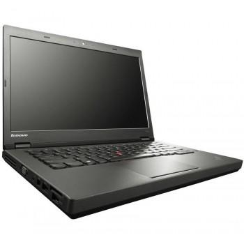 Laptop refurbished Lenovo ThinkPad T440p I5-4300U 1.7GHz Haswell 4GB DDR3 HDD 500GB Sata 14inch Soft Preinstalat Windows 10 Home