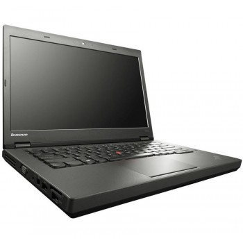 Laptop refurbished Lenovo ThinkPad T440p I5-4300U 1.7GHz Haswell 4GB DDR3 HDD 500GB Sata 14inch Soft Preinstalat Windows 10 Professional