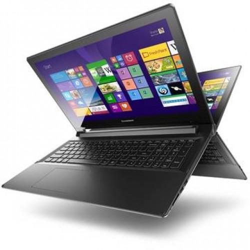 Laptop Lenovo Flex 2 I3-4030U, 4 GB DDR3, HDD 500GB, 14 INCH, TOUCHSCREEN, BATERIE 75% CARCASA A-