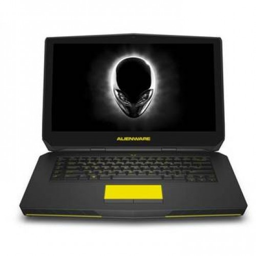 Laptop Dell ALIENWARE 15R2, i7-6700HQ, 2.60GHz, HDD: 1000GB, RAM: 16GB, video: Intel HD Graphics 530, nVIDIA GeForce GTX 970M, webcam, BT