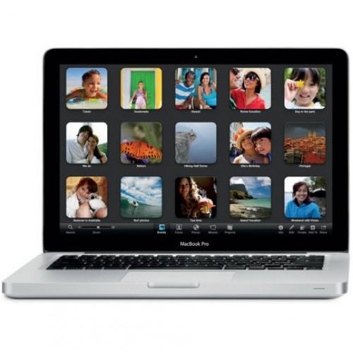 Laptop second hand Apple MacBook Pro Mid 2012 i5-3210M 2.5GHz up to 3.1GHz4GB DDR3 HDD 500GB Sata Intel HD Graphics 4000 DVD-RW 13.3inch Webcam Tastatura iluminata