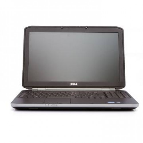 Laptop Dell Latitude E5520 I5 2430M 2.4GHz 4GB 320GB HDD RW 15.6inch