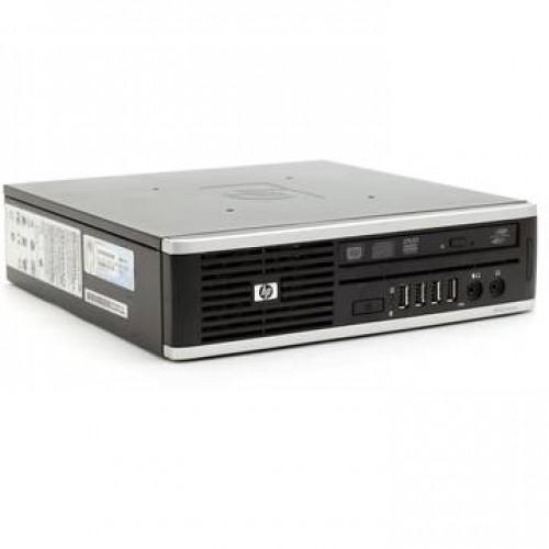 PC HP 8000 Elite Core 2 Duo E8400 3.0GHz 4GB DDR3 250GB HDD Sata DVD Desktop  + Win 7 Home
