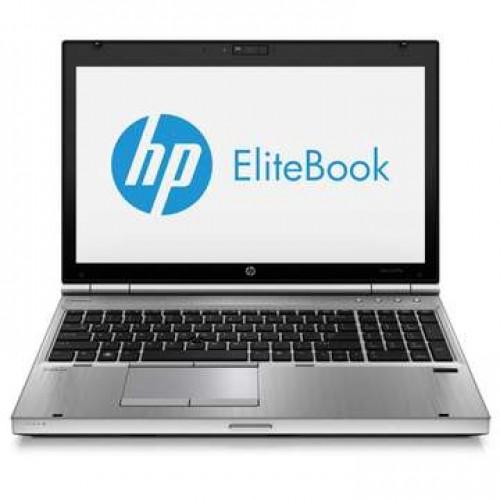 Laptop second hand HP 8570p i7-3520M 2.90GHz 4GB DDR3 HDD 320GB AMD Radeon HD 7570M 1GB DVD-RW 15.6inch 1366x768 Webcam