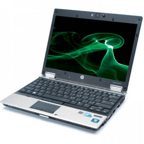 Laptop HP EliteBook 2540p i7-640L 2.13Ghz 4GB DDR3 80GB HDD SSD RW 12.1 inch Webcam