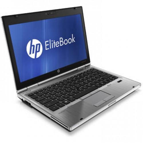 Laptop HP EliteBook 2560p i5-2410M 2.3GHz 4GB DDR3 320GB HDD Sata Webcam DVD-RW 12.5inch