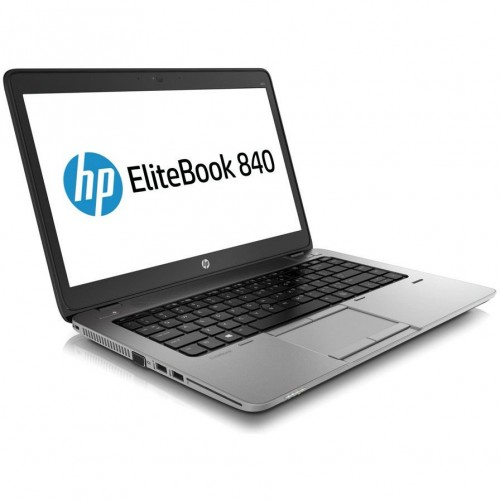 Laptop second hand HP EliteBook 840 G1 Intel Core i7-4600U 2.10GHz up to 3.30GHz 8GB DDR3 256GB SSD Webcam 14 Inch 1600x900