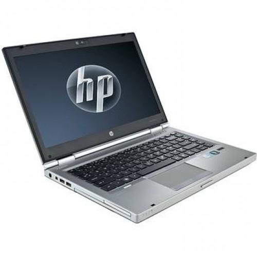 Laptop HP EliteBook 8460p i5-2520M 2.5Ghz 4GB DDR3 128GB SSD Sata DVD 14.1inch Webcam