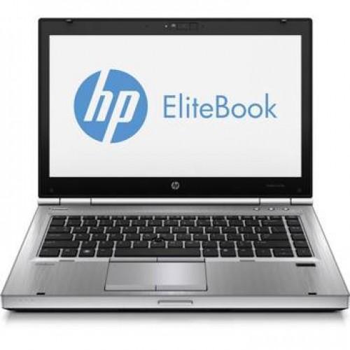 Laptop HP EliteBook 8460p i5-2540M 2.6Ghz 4GB DDR3 320GB HDD Sata RW 14.1 inch Webcam
