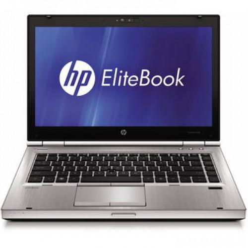 Hp EliteBook 8460p, Intel Core i5-2410M Gen. 2, 2.3Ghz, 4Gb DDR3. 320Gb SATA II, DVD-RW, 14 inch LED-Backlit HD