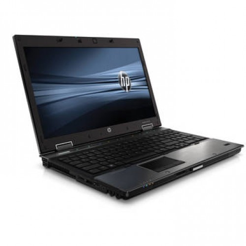 Laptop HP Elitebook 8540w I5-540M 2.53Ghz 4GB DDR3 250GB HDD Sata DVDRW 15.6 inch NVIDIA Quadro NVS - 1 GB Dedicat