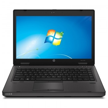 Laptop second hand HP ProBook 6470b i5-3210M 2.5GHz up to 3.1GHz 4GB DDR3 320GB HDD DVD-RW 14.1 inch Webcam