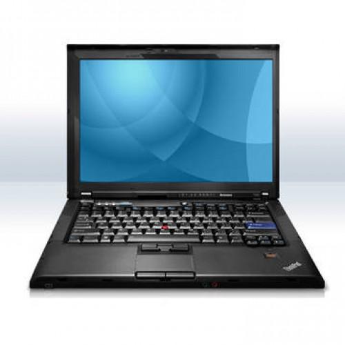 Laptop Lenovo T400 Core 2 Duo T9400 2.53GHz 2GB DDR3 160GB HDD Sata RW, 14.1 inch
