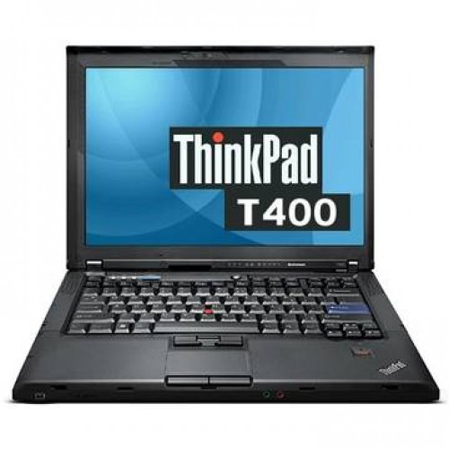 Laptop Lenovo T400 Core 2 Duo P8600 2.4GHz 4GB DDR3 160GB HDD 14 inch