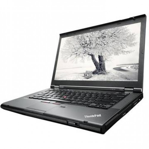 Laptop second hand Lenovo T430 i5-3320M 2.6GHz up to 3.30GHz 4GB DDR3 250GB HDD Webcam 14 inch Grad B