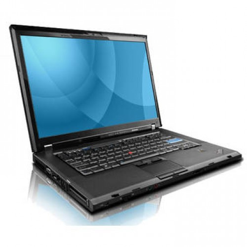 Laptop Lenovo T500 Core 2 Duo P8600 2.4 Ghz 2GB DDR3 160 GB RW 15.4inch