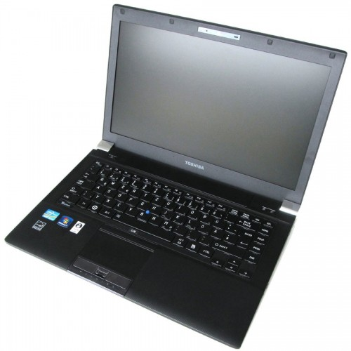 Laptop Refurbished Toshiba Tecra R840-10Z, Intel Core i5-2520M 2.50GHz, 8GB DDR3, 240GB SSD, DVD-RW, 14 Inch + Windows 10 PRO