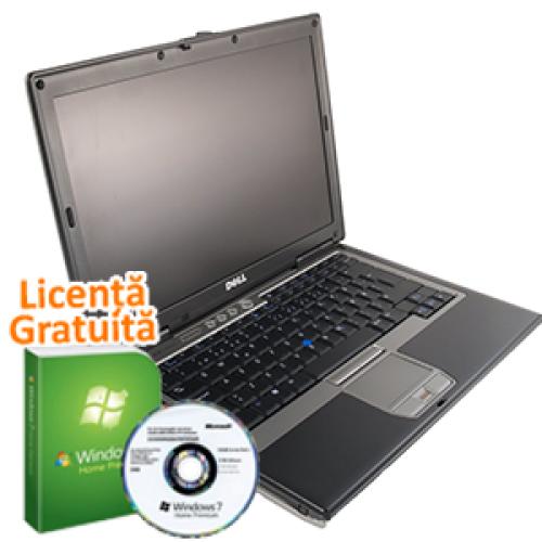 Laptop Ieftin Dell Latitude D630, Intel Core 2 Duo T7250 2.0GHz, 2Gb DDR2, 1600Gb SATA, Combo + Win 7 Premium, 36 Luni Garantie