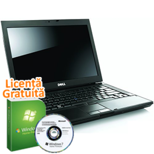 Laptop Dell E6400, Intel Core 2 Duo P8700, 2.53Ghz, 4Gb DDR2, 160Gb, DVD-RW + Win 7 Premium