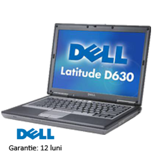 Laptop Dell Latitude D630, Core 2 Duo T7500 2,2GHz, 2Gb DDR2, 100Gb HDD, DVD-RW 14 icnh ***