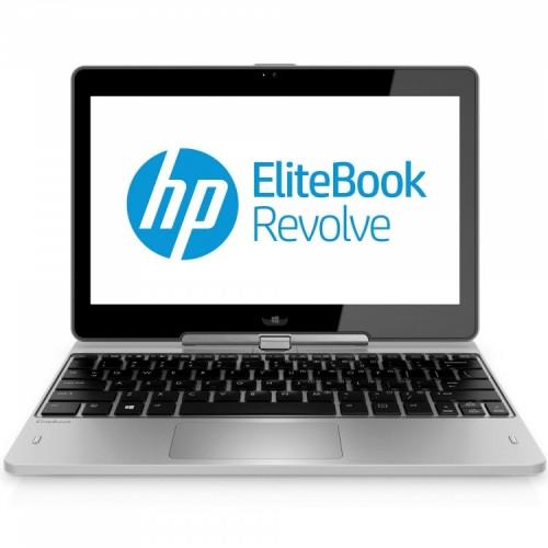 Laptop HP EliteBook Revolve 810 G3, Intel Core i5-5200U 2.20GHz, 4GB DDR3, 256GB SSD, 11.6 Inch Touchscreen, Webcam, Second Hand