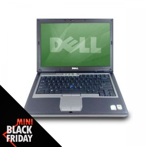 Laptop SH Dell Latitude D630, Core 2 Duo T7100 1.8GHz, 2Gb DDR2, 160Gb HDD, DVD-ROM, 14.1 inch