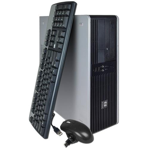 PC HP Compaq DC5700, Intel Pentium D Dual Core 3.0GHz, 2GB DDR2, 80GB HDD, DVD-ROM ***