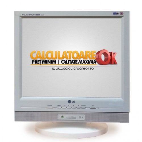 Monitor LCD SH, LG Flatron 782LM, 17 inci, 1280 x 1024, Boxe, Usb, vga dvi ***