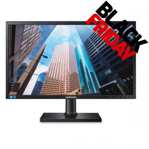 Monitor SAMSUNG SyncMaster S24C450, LED, 24 inch, 1920 x 1080, VGA, DVI, Widescreen, Full HD