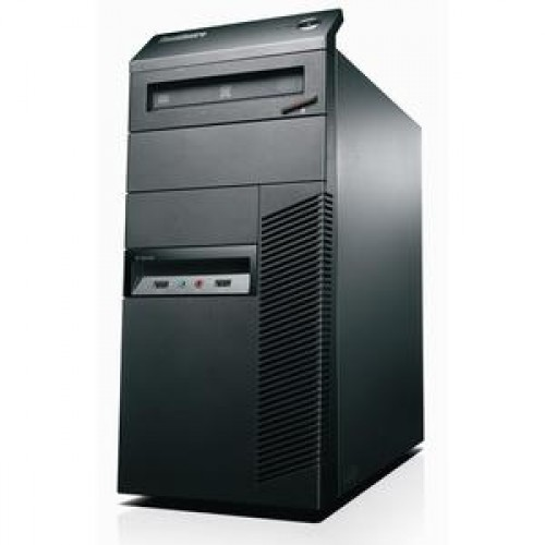 Lenovo ThinkCentre M81, Intel Core i3-2100, 3.1Ghz, 4Gb DDR3, 250Gb SATA, DVD-RW