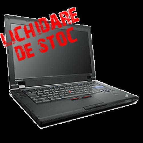 Laptop Notebook Lenovo ThinkPad L512, Intel i3 370M, 2.4Ghz, 4GB DDR3, 500GB SATA, DVD-RW, 15 Inch Wide