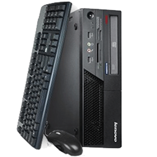 PC Lenovo M71 desktop Pentium Dual Core G630 2.70GHz, 4GB DDR3, 160GB HDD Sata, DVD