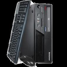 Calculator SH Lenovo M57, Intel Core 2 Duo E6550 , 2.33Ghz, 2Gb DDR2, HDD 160Gb SATA, DVD-ROM