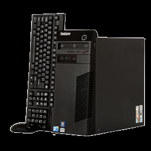 Calculator Lenovo M70 Tower, Intel Core 2 DUO E7500 2.93GHz, 2Gb DDR2, HDD 160Gb, DVD-RW