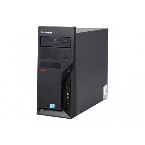 PC IBM ThinkCentre M58E TW, Intel Core 2 Duo E8500 3.16Ghz, 2Gb DDR3, 160Gb HDD, DVD-RW