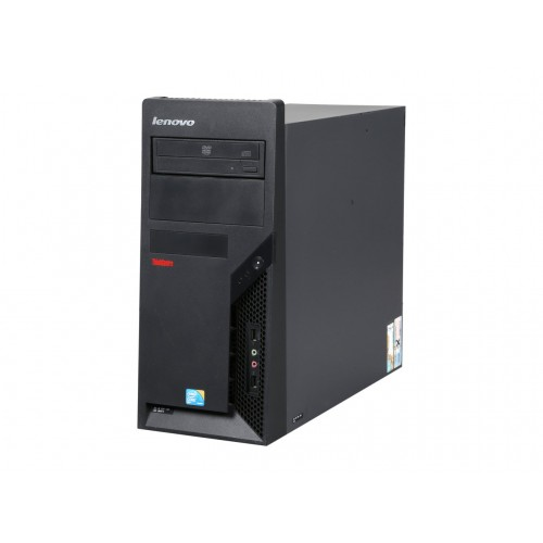 PC IBM ThinkCentre M58E TW, Intel Core 2 Duo E7500 2.93Ghz, 2Gb DDR3, 160Gb HDD, DVD-RW