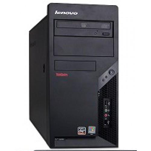 PC Lenovo ThinkCentre A61 9143 Tower,  AMD Sempron 3600+ 2.00GHz, 2Gb DDR2, 80GB HDD, DVD