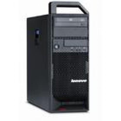 Workstation Lenovo ThinkStation S20, Intel Xeon Six Core L5640 2.26Ghz, 8Gb DDR3, 250Gb HDD, DVD-RW