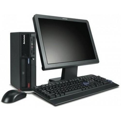 IBM 9482, Intel Core 2 Duo E4600, 2.40Ghz, 2Gb DDR2, 80Gb HDD, DVD-RW cu Monitor LCD ***