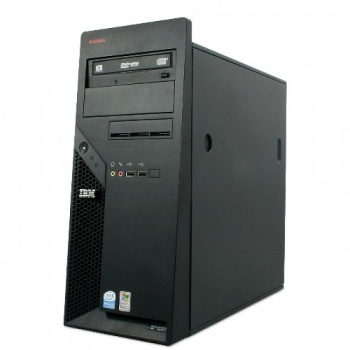 PC IBM M-8811 Intel Pentium Dual Core 3.40Ghz, 2Gb DDR2, 80Gb HDD, DVD-ROM