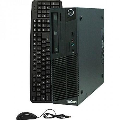 Second Hand PC Desktop Lenovo M70e SFF, Intel Core i3-2120, 3.3GHz, 4Gb DDR3, 320Gb, DVD-RW
