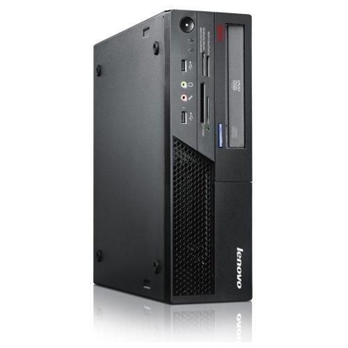 Calculator Refurbished LENOVO M81, SFF, Intel Core i5-2400, 3.10 GHz, 4 GB DDR3, 160GB SATA, DVD-ROM + Windows 10 PRO